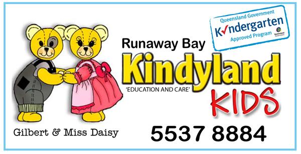 runaway bay kindyland kids