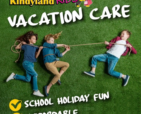 October Vacation Care 2018