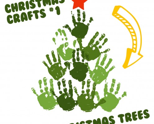 Christmas Crafts Ideas Tiles