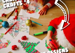 Christmas Crafts Ideas Tiles4